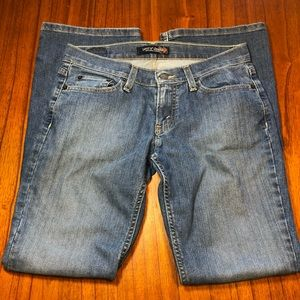 Levi's genuinely crafted bootcut jeans